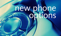 New phone options for UTS telephone service
